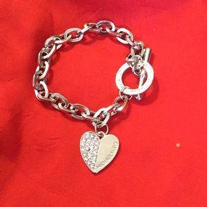 Michael Kors Bracelet Silver